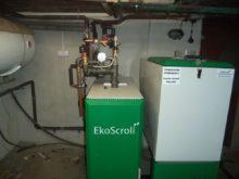 RD Frenštát - Ekoscroll 19 kw